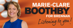 Marie-Clare Boothby MLA – Member for Brennan
